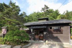 歴史の古い内湯(男女別大浴場)